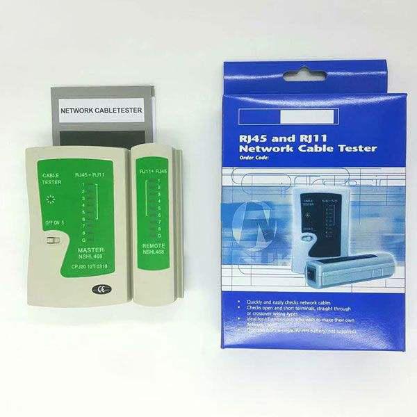 111907764 تستر کابل شبکه مدل NSHL 468