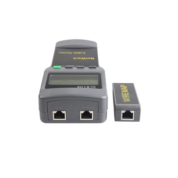 114718415 تستر کابل شبکه کد SC8108
