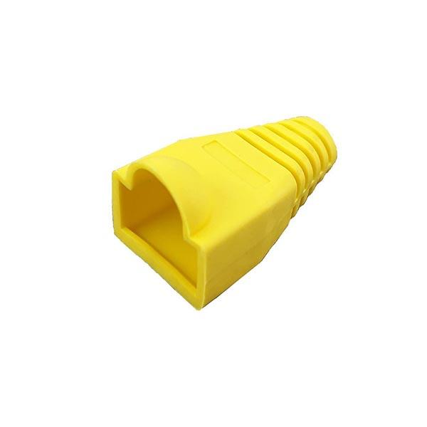 2473100 کاور کانکتور رنگ زرد بسته 25 عددی