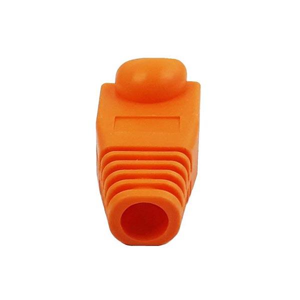 30c31790f0314076d98e7a6aca77e9c16d3ef72a 1599251945 کاور کانکتور رنگ نارنجی بسته 100 عددی