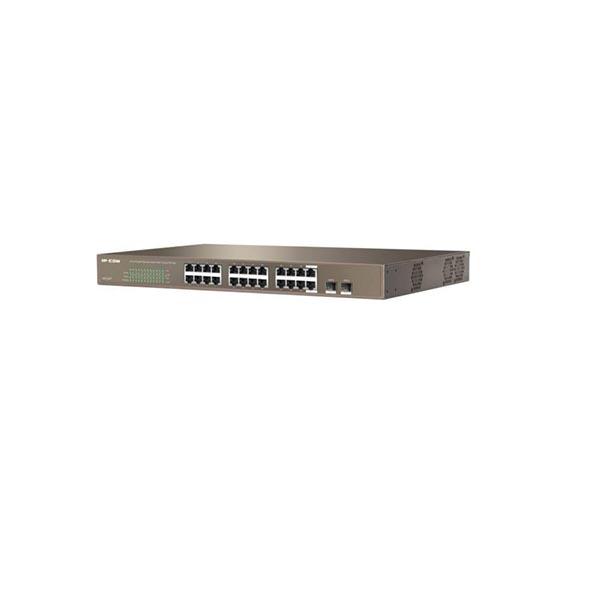 G2124T00 600x600 1 سوئیچ شبکه آی پی کام G2124T