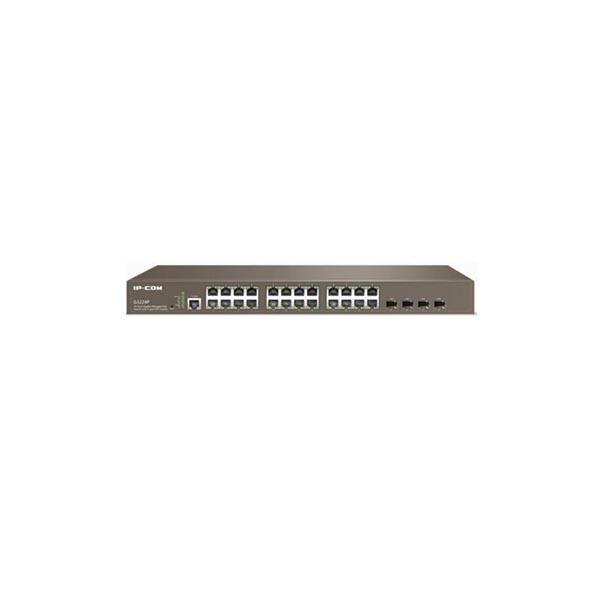 G3224P 2 600x600 1 سوئیچ شبکه آی پی کام G3224P