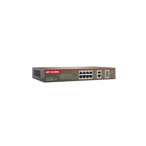 S330010PWR01 600x600 1 سوئیچ شبکه آی پی کام (S3300-10-PWR(F1210P