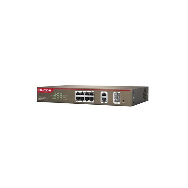 S330010PWR02 600x600 1 سوئیچ شبکه آی پی کام (S3300-10-PWR(F1210P