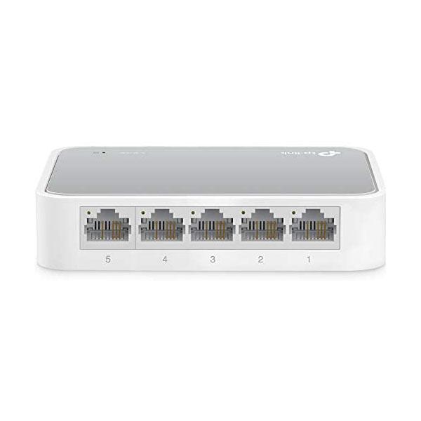 31DRzr1MWGL. AC SY400 سوییچ 5 پورت تی پی-لینک مدل TL-SF1005D Ver 13.0