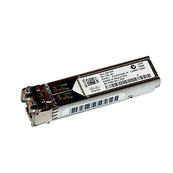 61L4p85 meL. AC ماژول شبکه سیسکو مدل GLC-SX-MM