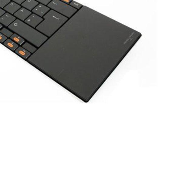 Rapoo E9180p Wireless Keyboard SDL374907467 2 dddee کیبورد بیسیم با تاچپد لمسی رپو مدل E9180P